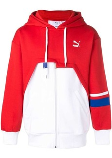 Puma two-tone hoodie