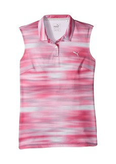 Puma Uncamo Sleeveless Polo (Little Kids/Big Kids)