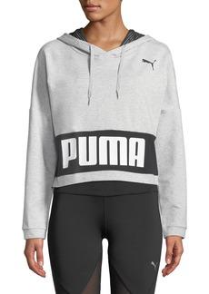 Puma Urban Sports Cropped Hoodie