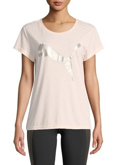 Puma Urban Sports Short-Sleeve Logo Tee