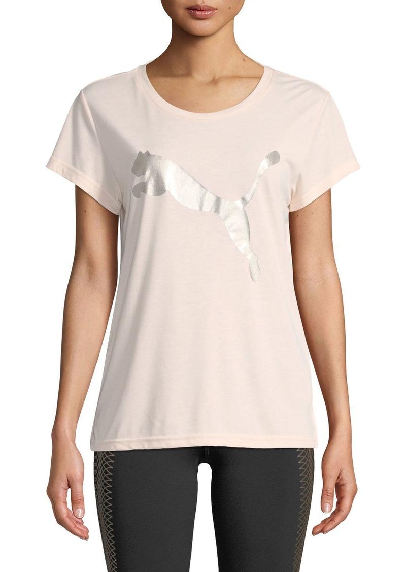 a04ee4ca727 Puma Urban Sports Short-Sleeve Logo Tee Now $9.00