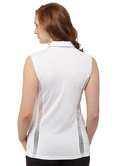 Puma V-Neck Sleeveless Golf Polo Shirt