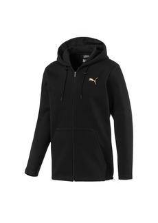 Puma VENT Zip-Up Hooded Men's Jacket