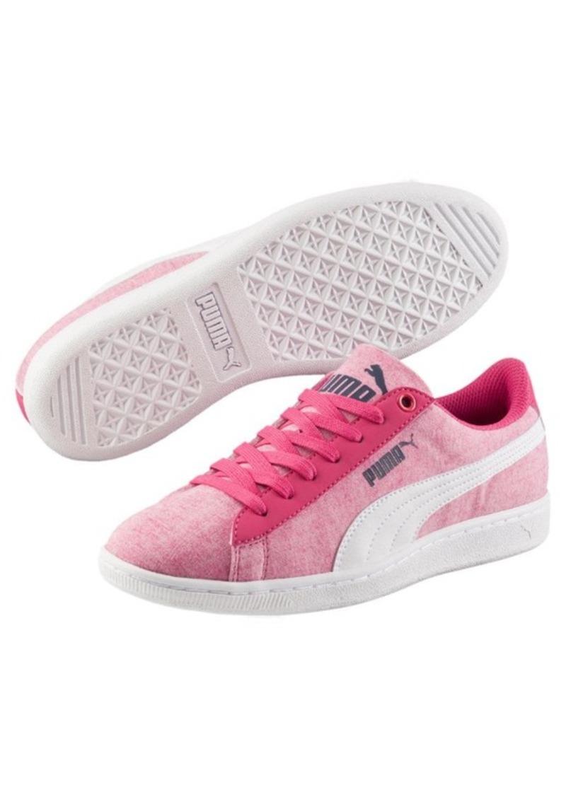 6f550267eab SALE! Puma Vikky Jersey SoftFoam Women's Sneakers