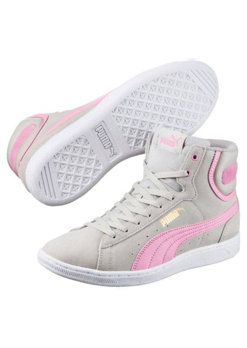 9341ffc69d9a On Sale today! Puma Vikky Mid Women s High Top Sneakers