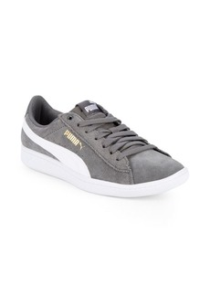Puma Vikky Suede Low-Top Sneakers