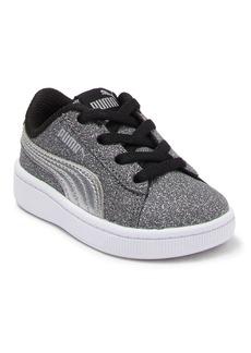 Puma Vikky V2 Glitz AC Sneaker (Baby & Toddler)