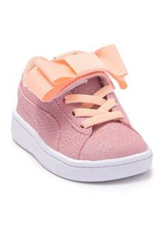 Puma Vikky V2 Ribbon Glitz AC Sneaker (Baby & Toddler)