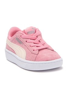 Puma Vikky V2 Suede Sneaker (Baby & Toddler)