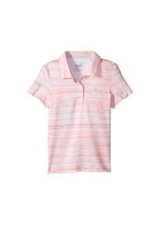 Puma Watercolor Polo (Little Kids/Big Kids)