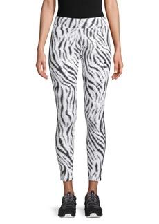 Puma Wild-Print Stretch Leggings