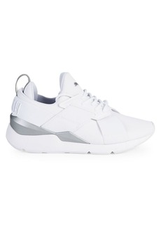 Puma Women's Muse Perforated Sneakers