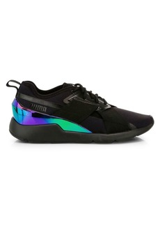 Puma Women's Muse X-2 Iridescent Sneakers