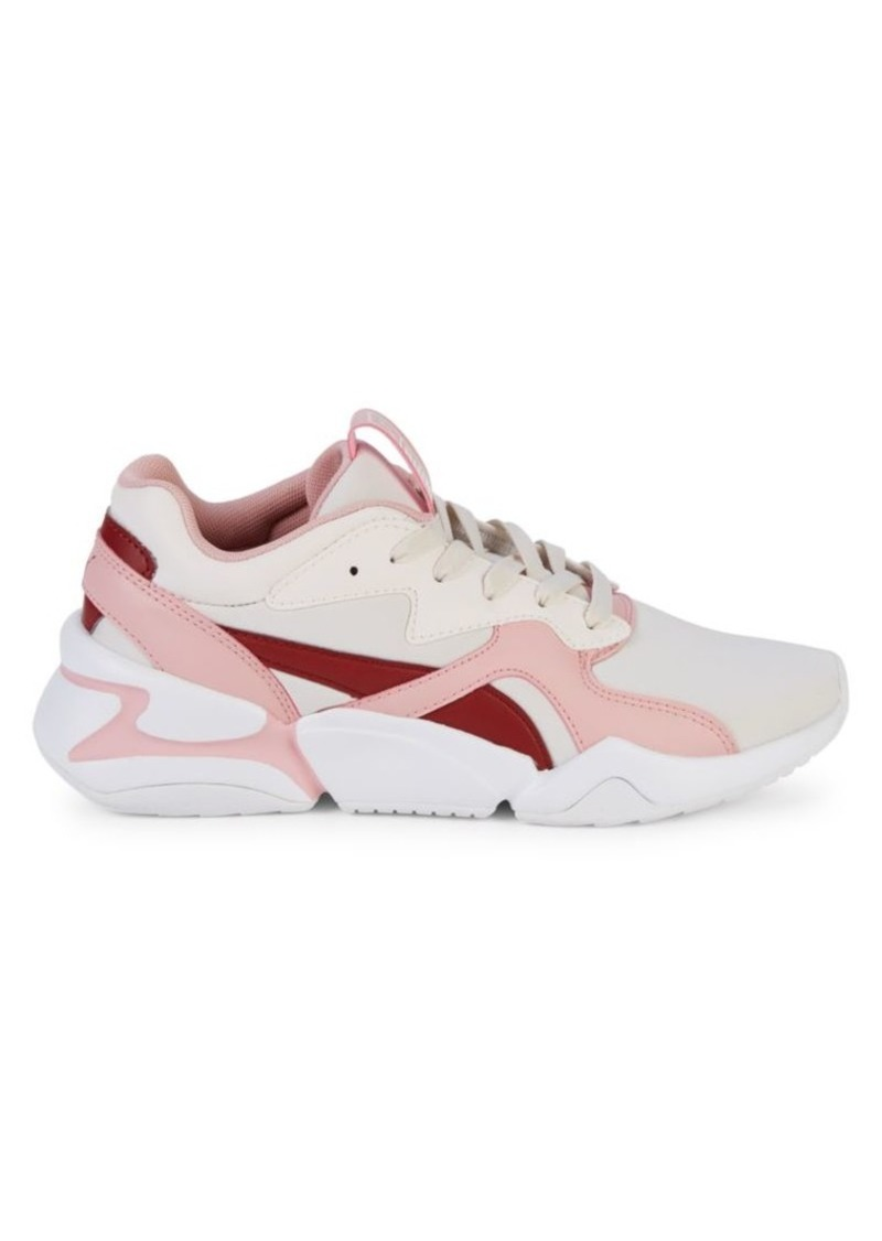 Puma Women's Nova Lace-Up Sneakers