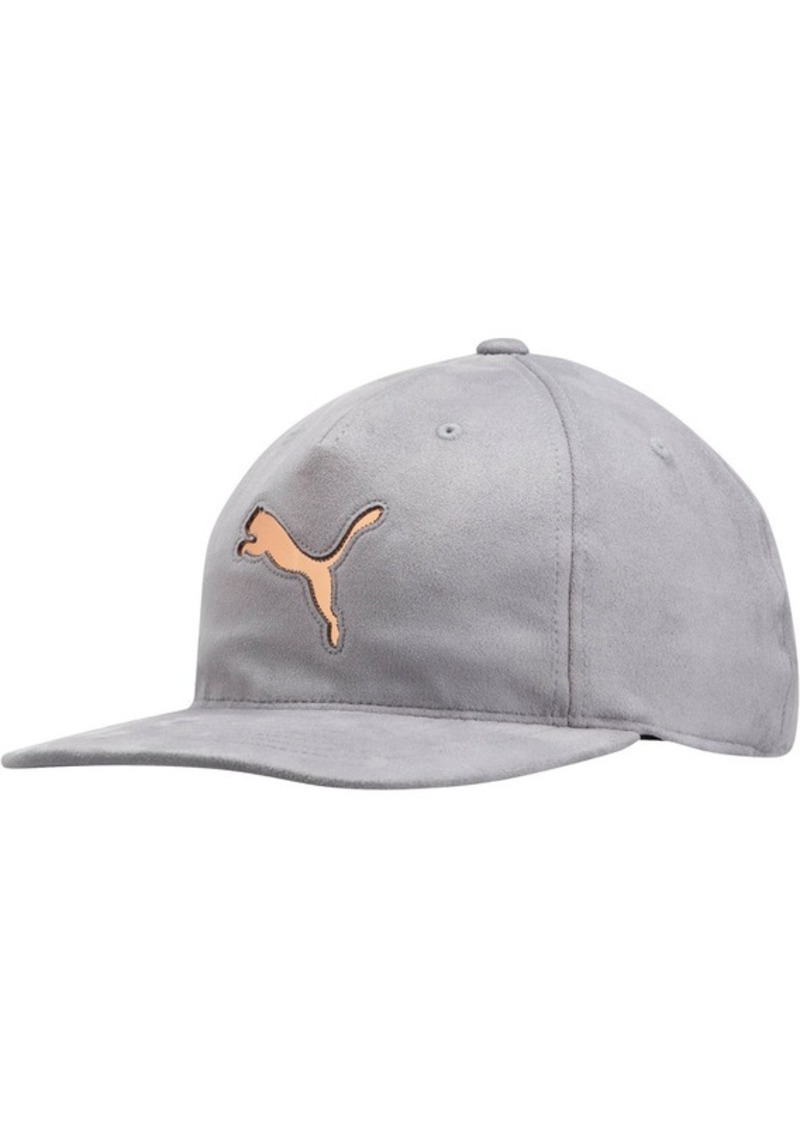 d271e0d8d8e Puma Women s Suede Relaxed Fit Hat