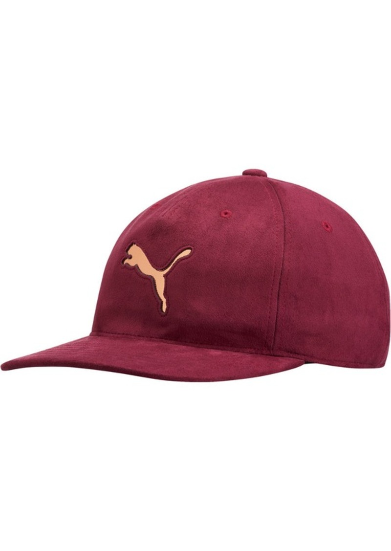 aedc2c02a52 Puma Women s Suede Relaxed Fit Hat Now  12.99