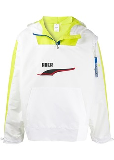 Puma x Ader Error hooded windbreaker