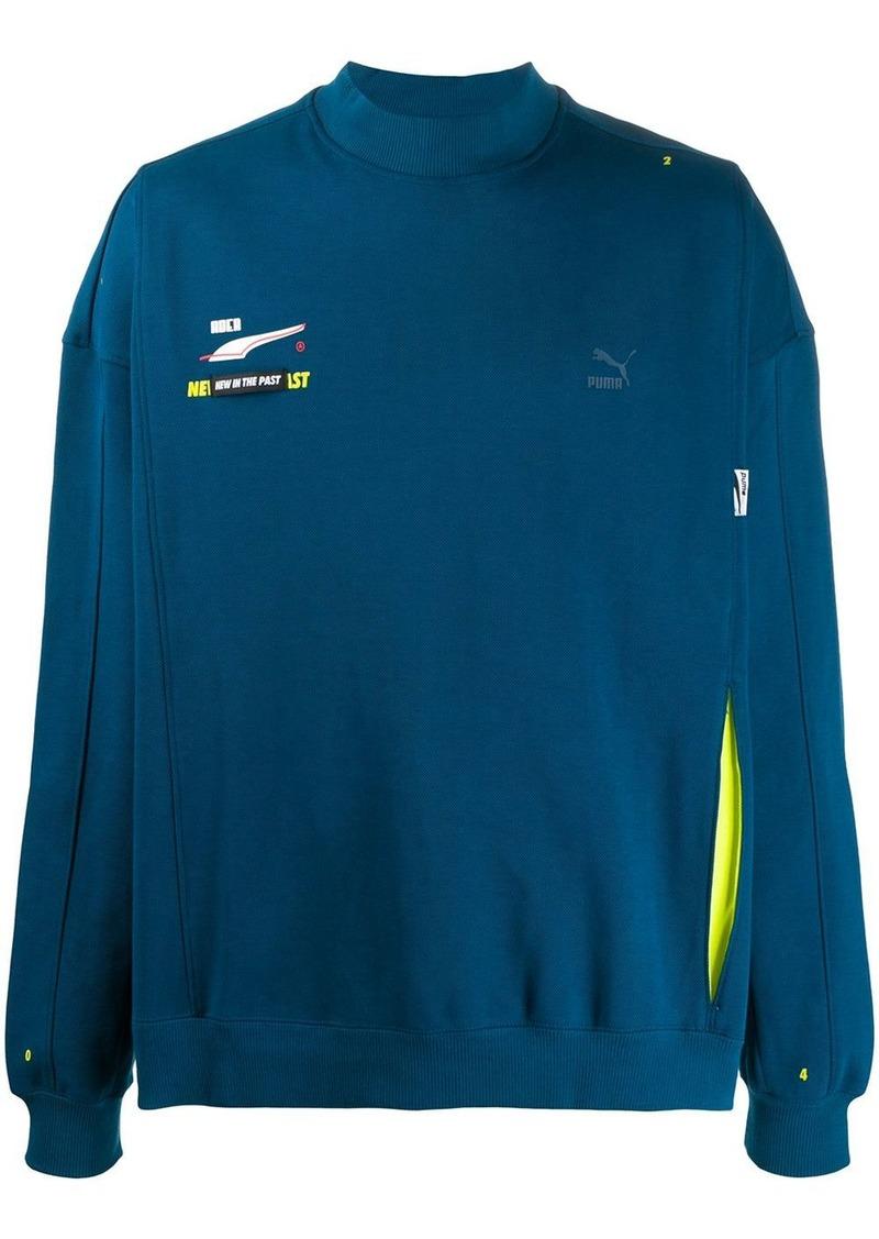 Puma x Ader Error oversized sweatshirt