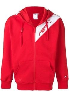 Puma x Ader Error zipped hoodie