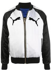 Puma x Balmain Souvenir bomber jacket