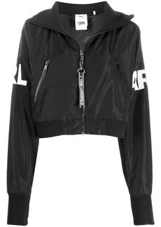 Puma x Karl Lagerfeld track jacket