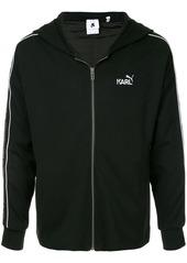 Puma X Karl zip hoodie