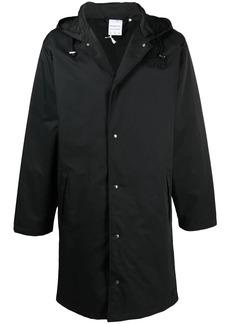 Puma x Maison Kitsune hooded raincoat