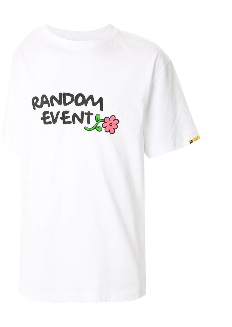 Puma x RDET floral print T-shirt