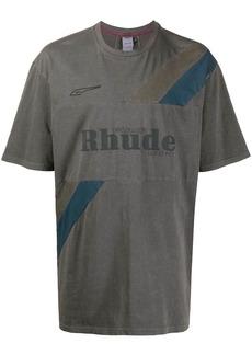 Puma x Rhude panelled T-shirt