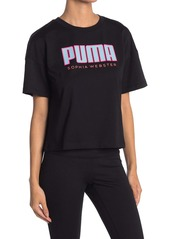 Puma X Sophia Webster Logo Tee