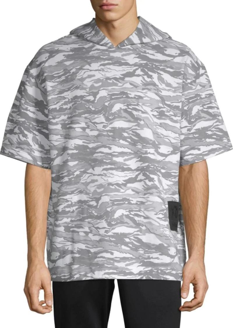 4cf6710cdbea Puma XO Camouflage Short-Sleeve Hoodie