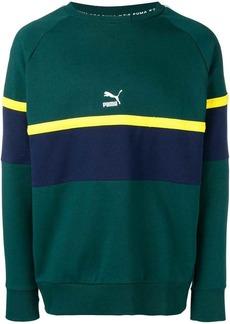 Puma XTG contrasting panels sweatshirt