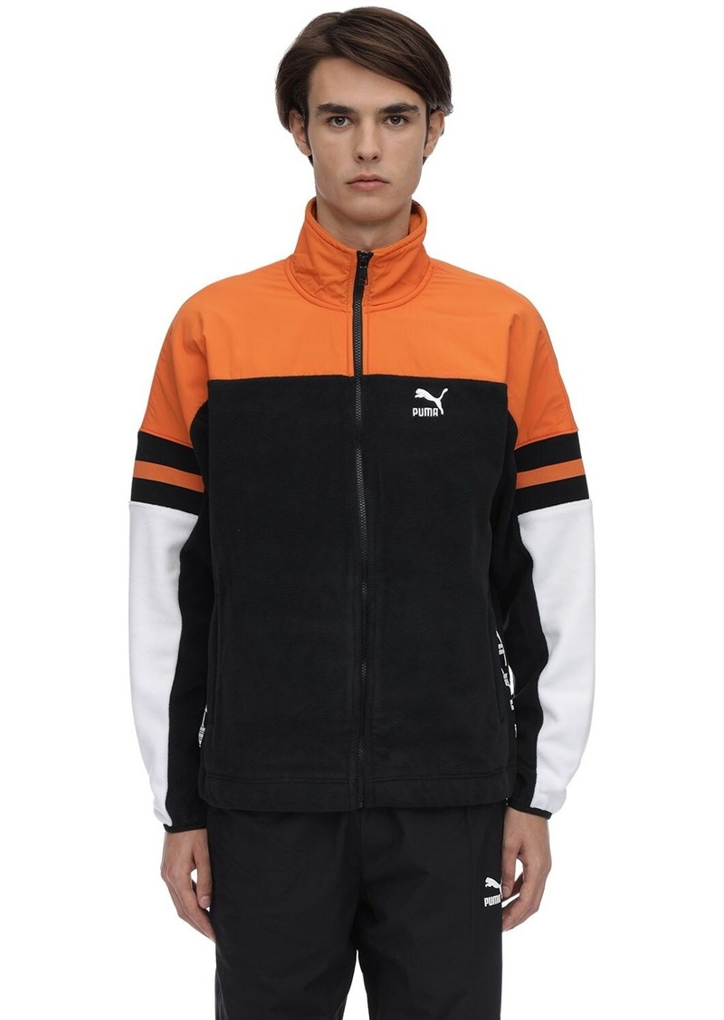 Puma Xtg Winterized Woven Techno Jacket