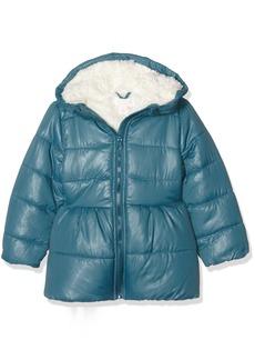 Pumpkin Patch Little Girls' Puffer Jacket