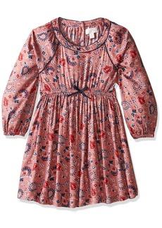 Pumpkin Patch Little Girls' Toddler Batwing Printed Dress