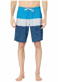 "Quiksilver 20"" Everyday Blocked Vee 2.0 Boardshorts Swim Trunks"