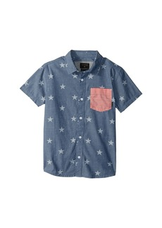 Quiksilver 4th Short Sleeve Top (Toddler/Little Kids)