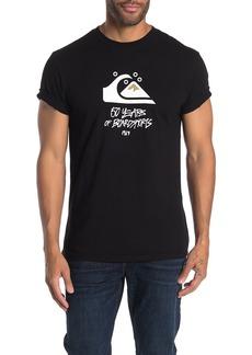 Quiksilver 50 Year Short Sleeve T-Shirt