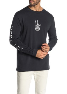 Quiksilver 90's Fit Long Sleeve OG Tee
