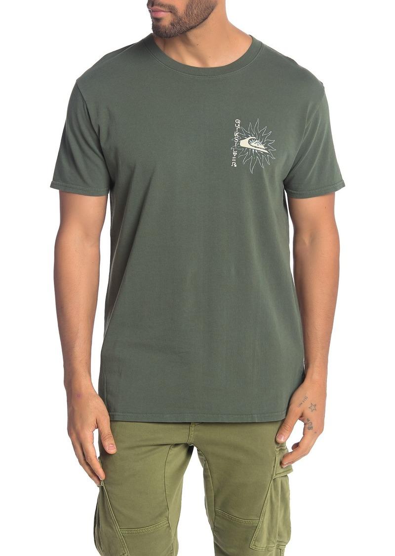 Quiksilver 90's Fit OG Ceremonical Short Sleeve Shirt