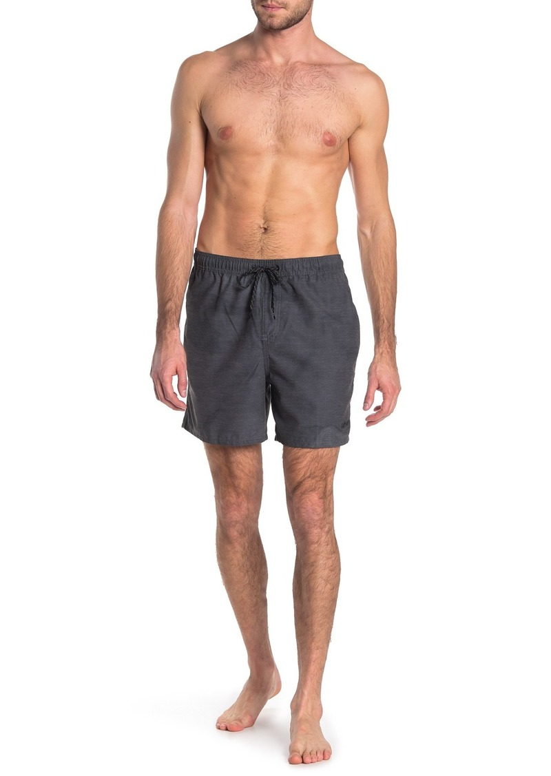 Quiksilver Acid Wash Volley Shorts