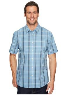 Quiksilver Acotz Lines Short Sleeve Shirt