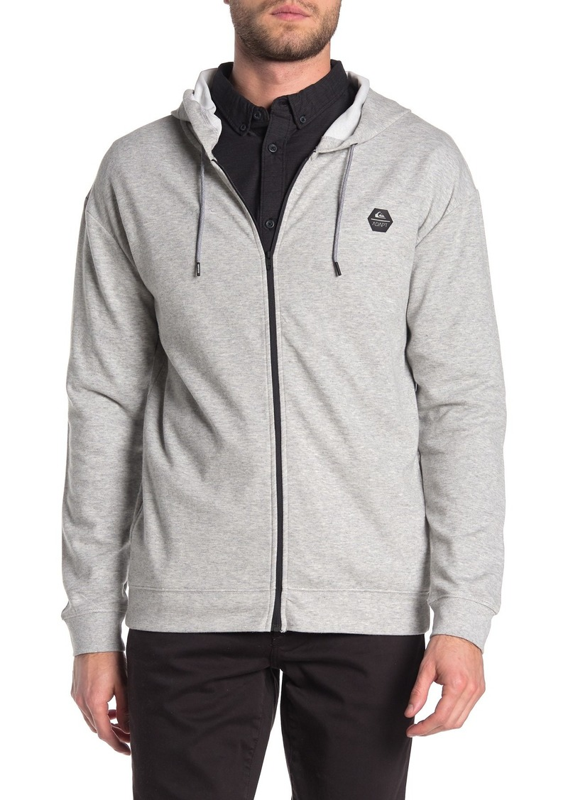 Quiksilver Adapt Hooded Zip Tee