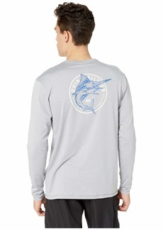 Quiksilver Watermarked Long Sleeve Surf Tee Rashguard