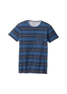 Quiksilver Bayo Pocket Short Sleeve Top (Big Kids)