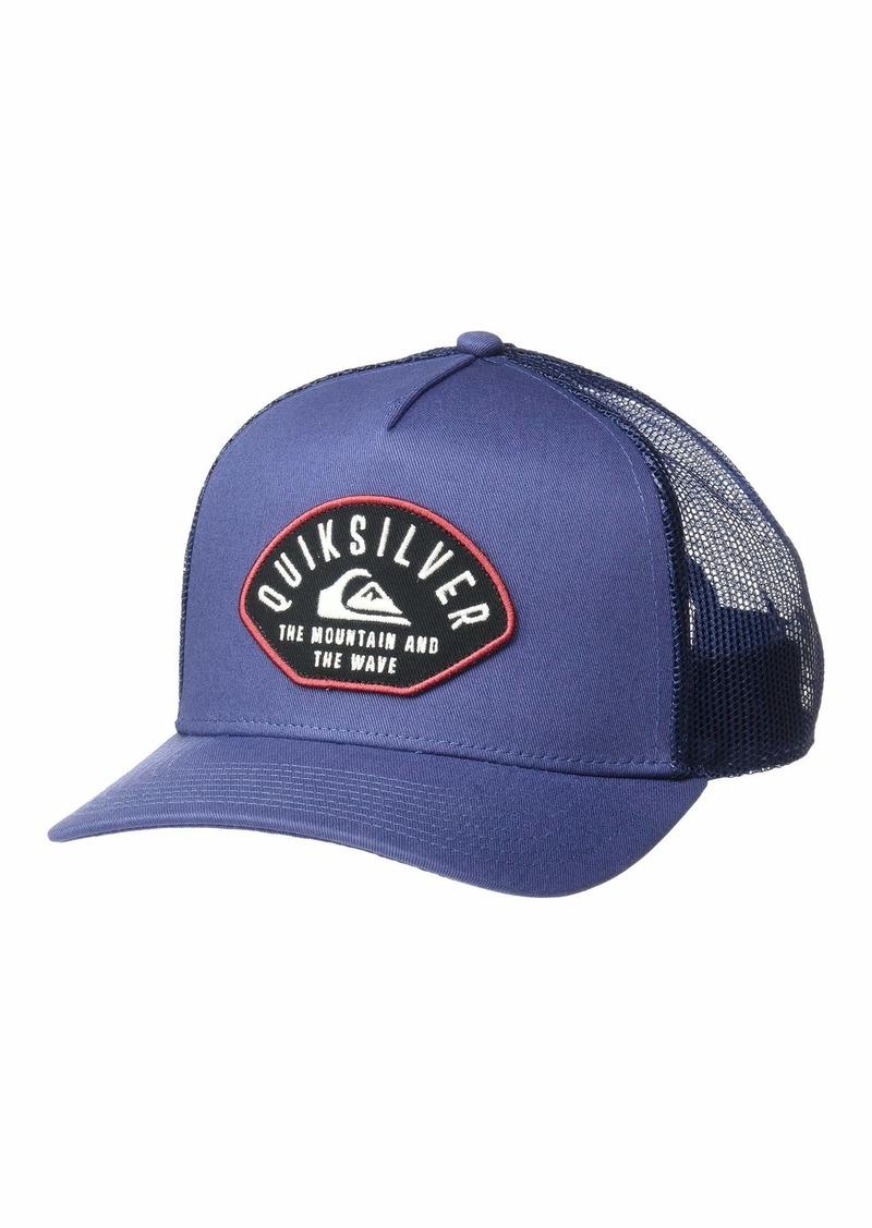 Quiksilver Bent Pappy Snapback Hat