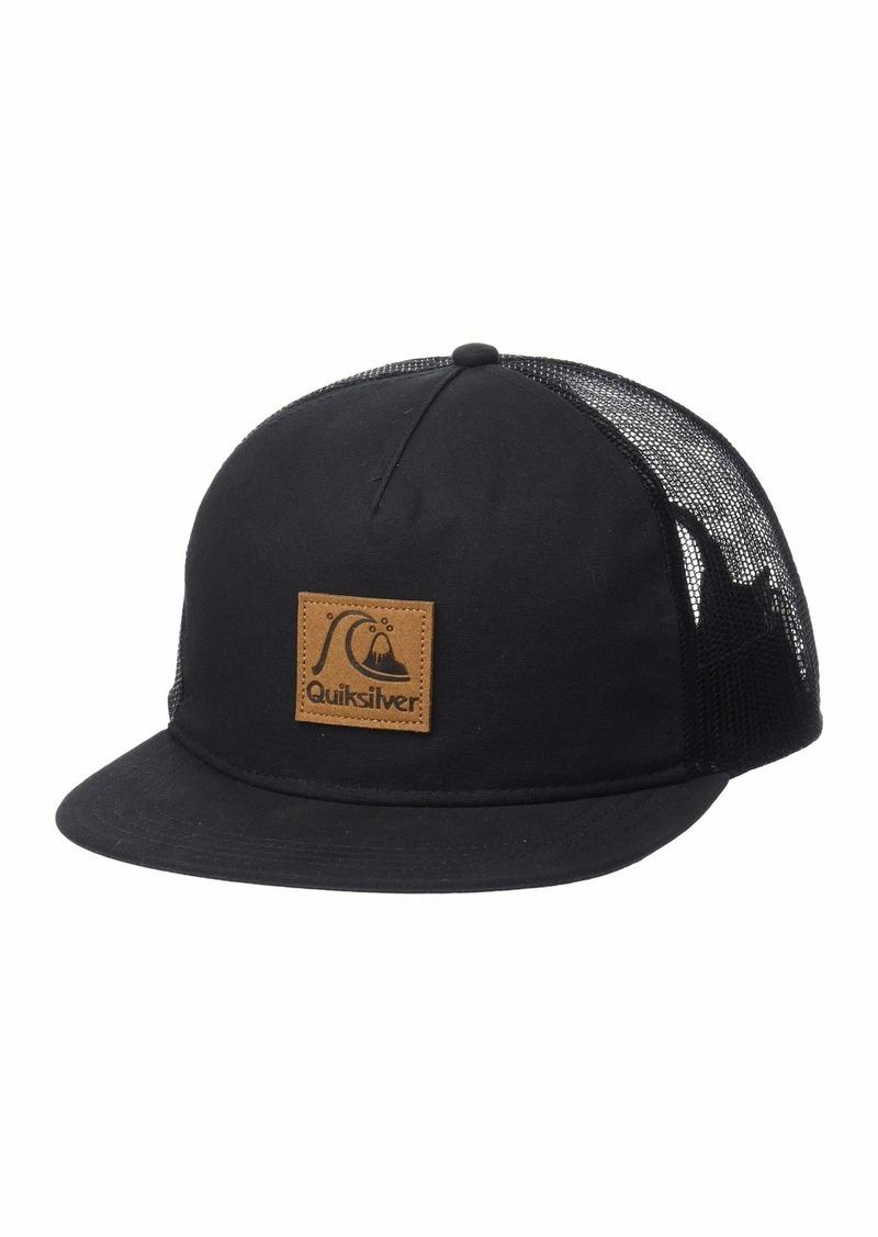 Quiksilver Blown Out Trucker Hat