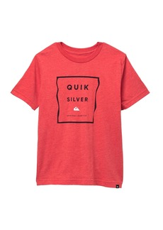 Quiksilver Box Blur Tee (Big Boys)