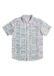Boy's Quiksilver Kids' Ritual Button-Up Shirt