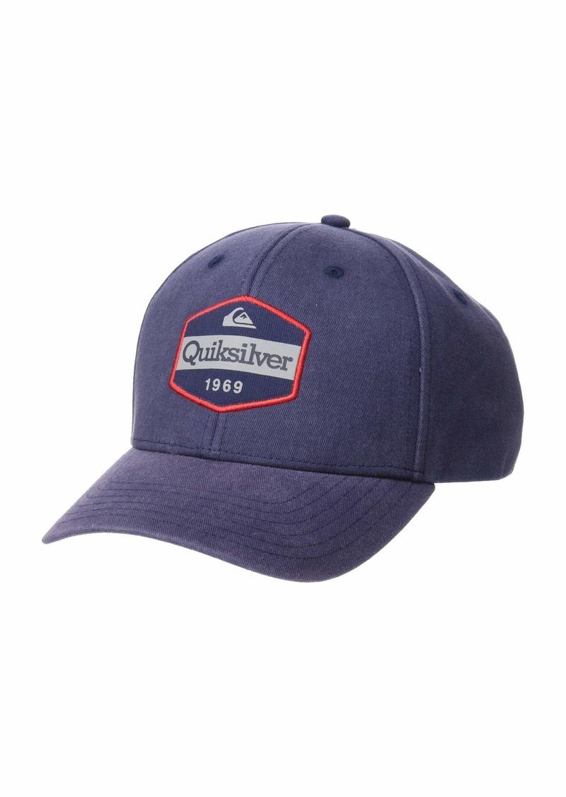 Quiksilver Brushers Snapback Hat